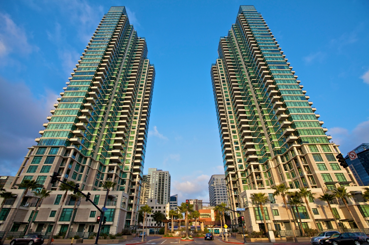 San Diego Condos for Worry Free Living