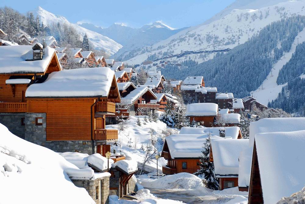 Real Estate in the French Alps